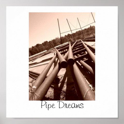 Pipe Dreams Print