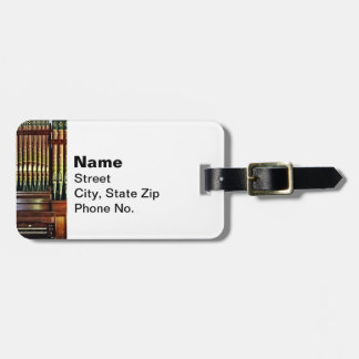 Pipe Organ In Church Luggage Tag