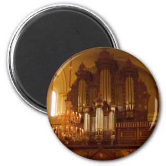 Pipe Organ magnet