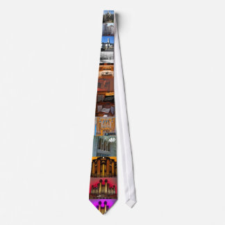 Pipe Organs of Temple Square Tie