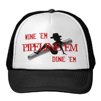 PIPELINE EM CAP