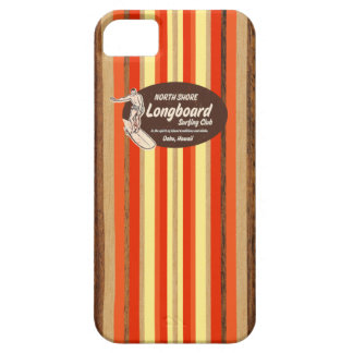 Pipeline Surfboard Hawaiian iPhone 5 Cases
