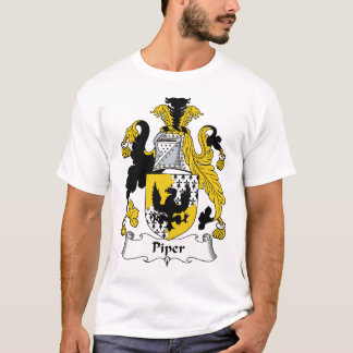 Piper Family Crest T-Shirt