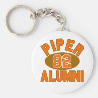 Piper High Class of 1982 Alumni Reunion Key Chain