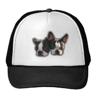 piper-pinocchio pair trucker hats