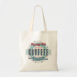 Piping Hot Covfefe Tote Bag