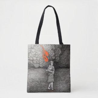 Piping Hot Tote Bag