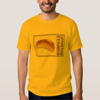 Piragu stamp shirt