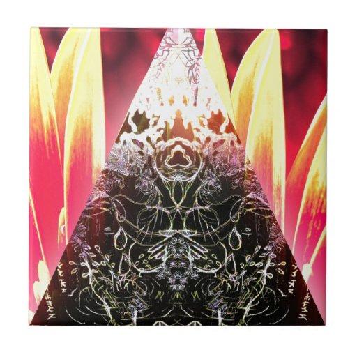 Piramid nature ceramic tiles