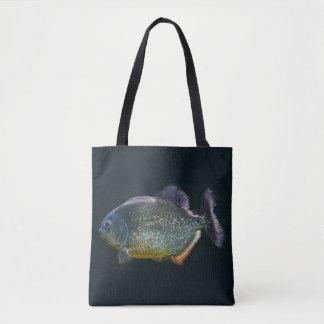 Piranha All Over Print Bag