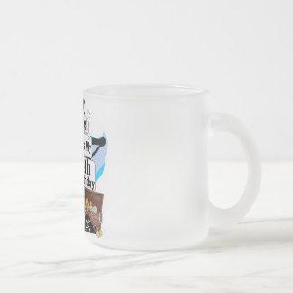 Pirate 4th Birthday Tshirts and Gifts Coffee Mug
