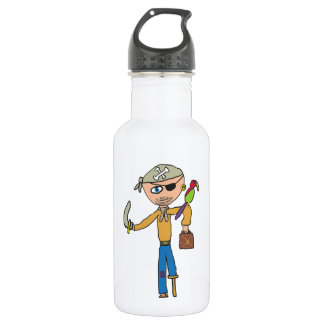 Pirate 532 Ml Water Bottle