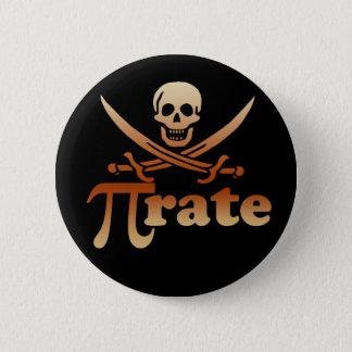 Pirate 6 Cm Round Badge