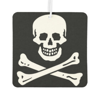 Pirate Air Freshener