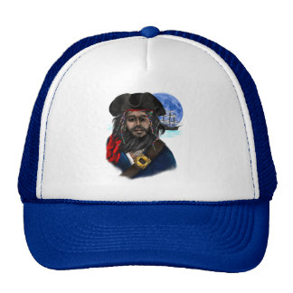 Pirate and Ship Hats