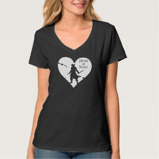 Pirate At Heart T-Shirt