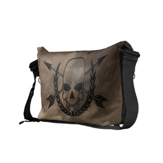 Pirate Bag - Skull and Crossbones Commuter Bags