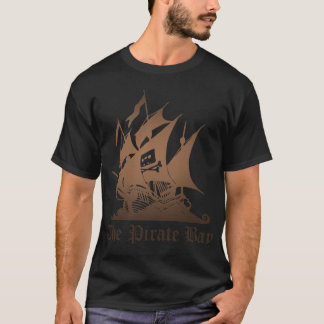 Pirate Bay 12x14 T-Shirt