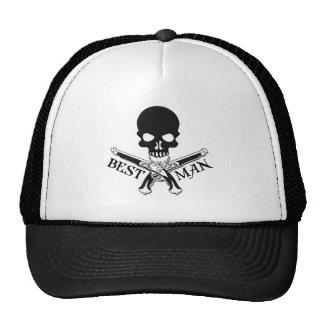 Pirate Best Man Hat