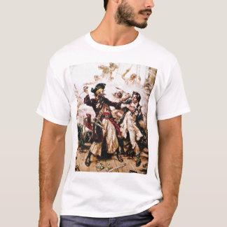 Pirate Blackbeard Captured T-Shirt