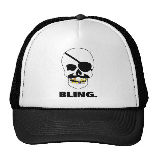 Pirate Bling Hat
