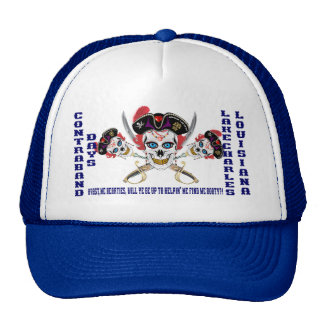 Pirate Booty IMPORTANT Read About Design Trucker Hats
