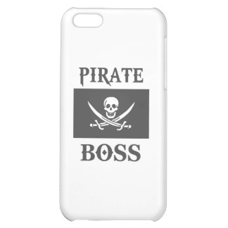 Pirate Boss Case For iPhone 5C
