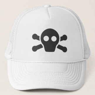 Pirate_Cap1 Trucker Hat