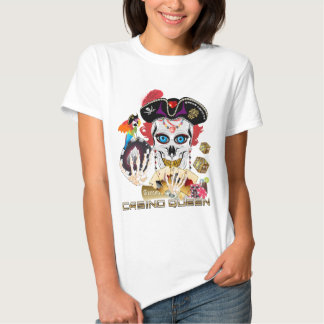 Pirate Casino Queen Important Read About Design Tee Shirt