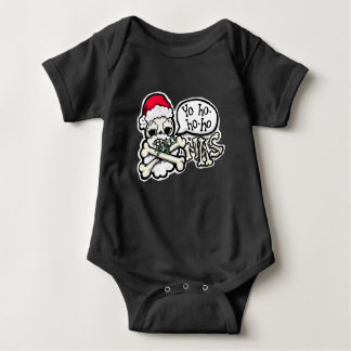 Pirate Christmas Babies! Baby Bodysuit