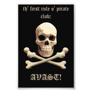 Pirate Club Photograph
