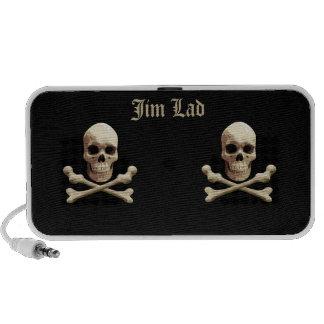 Pirate Club Mp3 Speaker