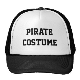 Pirate Costume Cap