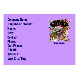 Pirate Days Dual Logo Bicentennial Pls View Notes Business Card Templates