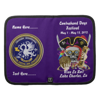 Pirate Days Dual Logo Bicentennial  Pls View Notes Organizer
