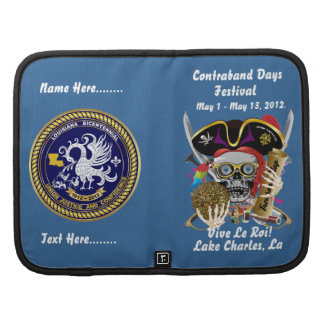 Pirate Days Dual Logo Bicentennial  Pls View Notes Planners