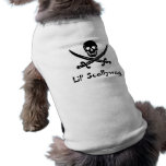 Pirate Dog - Lil' Scallywag Sleeveless Dog Shirt