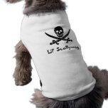 Pirate Dog - Lil' Scallywag Sleeveless Dog Shirt