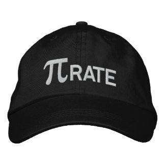 Pirate Embroidered Hat