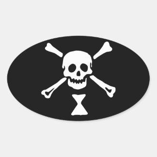 Pirate Emmanue Wynn Sigil Oval Sticker #1