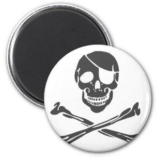 Pirate - Emo Alternative Grunge Rock Punk Scene Magnet