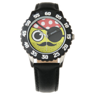 Pirate Face Watch