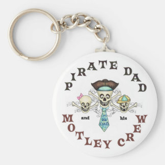 Pirate Father s Day Key Chain