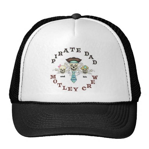 Pirate Father's Day Cap / Hat