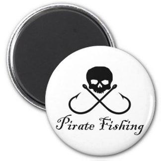 Pirate Fishing Magnet