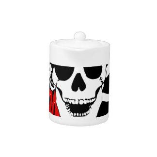 Pirate Flag Bones Skull Danger Symbol