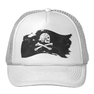 pirate flag hats