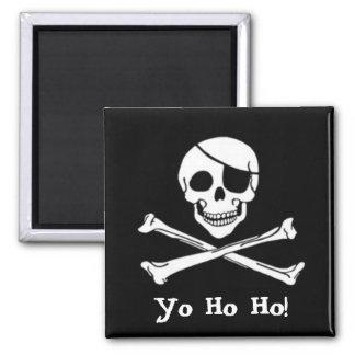 Pirate Flag Jolly Roger Magnet