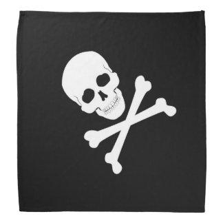 Pirate Flag Skull and Crossbones Jolly Roger Bandana