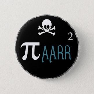 Pirate Geek 6 Cm Round Badge
